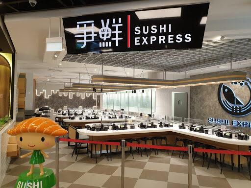 Sushi Express @ Kovan (Heartland Mall)