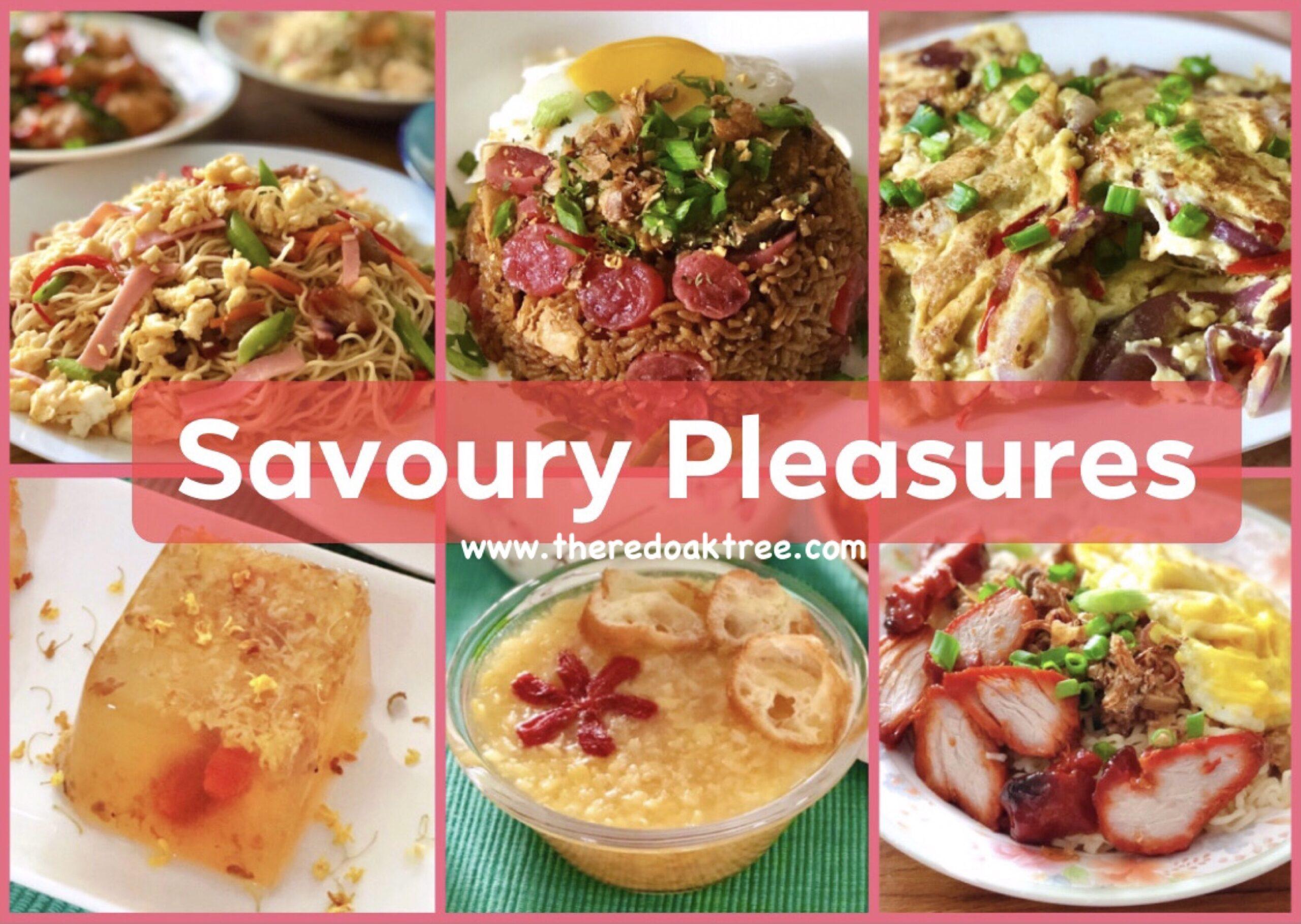 Savoury Pleasures